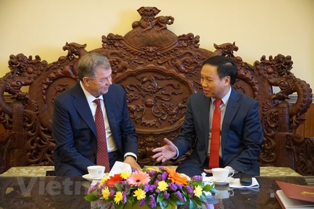 Russian oblast ready to facilitate Vietnamese firms' investment hinh anh 1