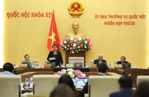 Lawmakers discuss tax incentives for special administrative zones hinh anh 1