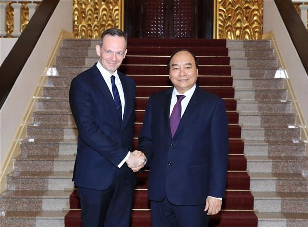 PM urges German state's further investment in Vietnam hinh anh 1