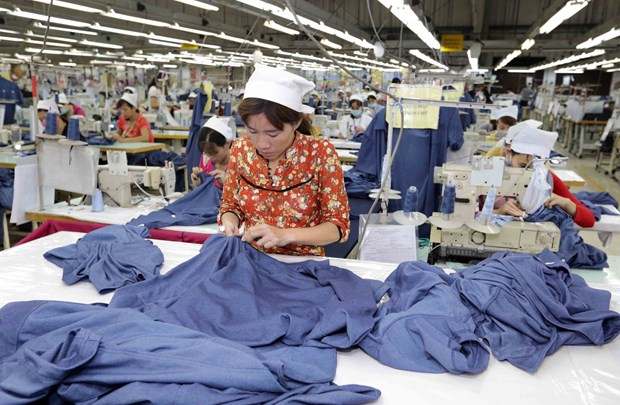Textile-garment export target of over 34 bln USD achievable: VITAS hinh anh 1