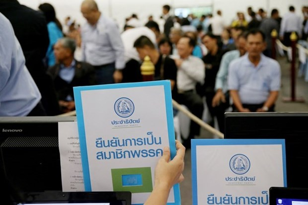 Thailand: Political parties worry over membership registration delay hinh anh 1