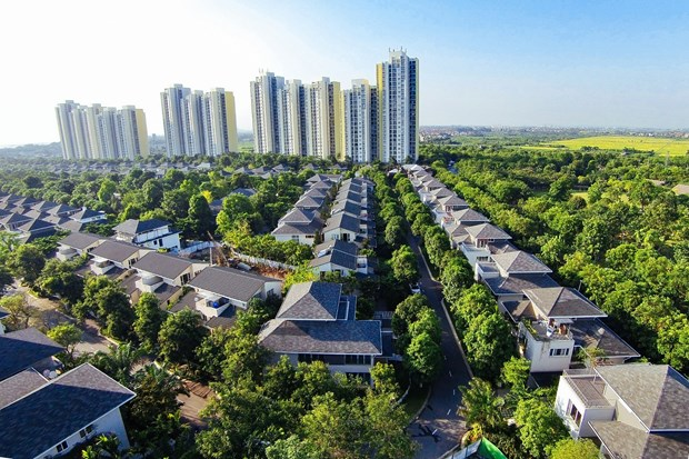Ecopark shines at national property awards 2018 hinh anh 1