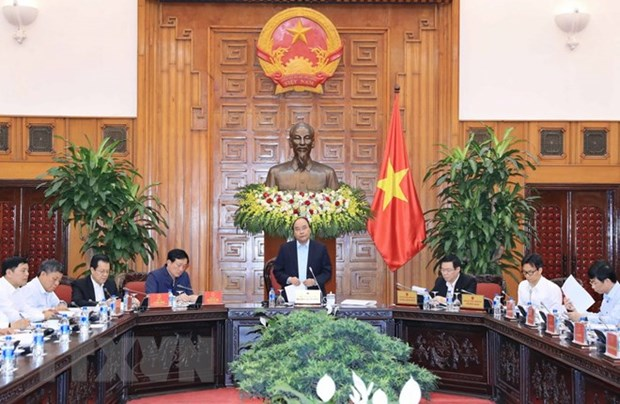 Government, Supreme People's Court review ties in performing duties hinh anh 1