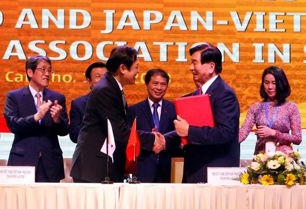 Meeting looks to increase Japanese presence in Mekong Delta hinh anh 1