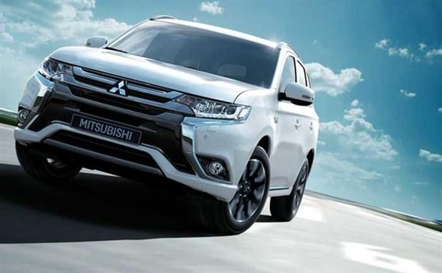 Mitsubishi Vietnam to recall 918 vehicles hinh anh 1