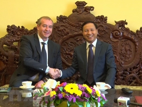 Russia's Irkutsk welcomes Vietnamese firms hinh anh 1