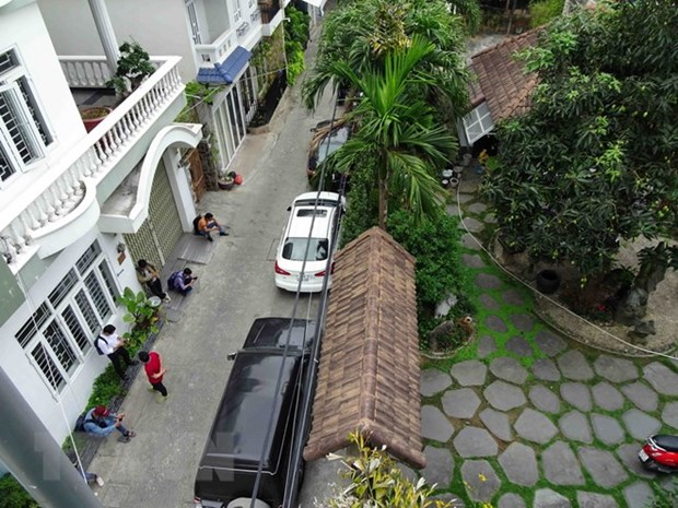 Homes of former Da Nang leaders searched hinh anh 1