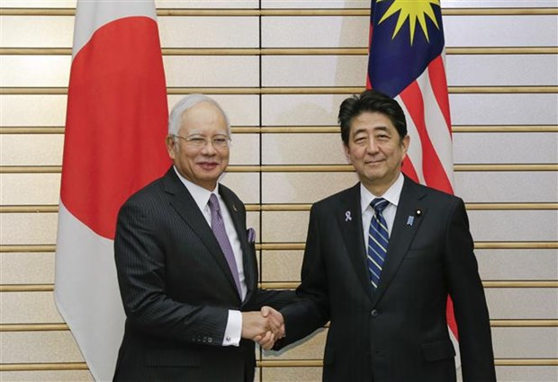 Malaysia, Japan sign agreement on defence equipment transfer hinh anh 1