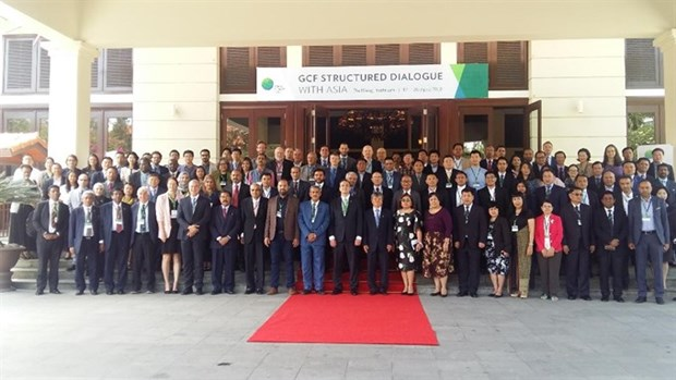 Vietnam takes action in GHG reduction hinh anh 1