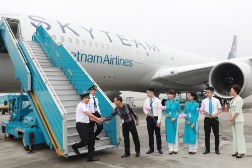 Price for rights to buy Vietnam Airlines shares announced hinh anh 1
