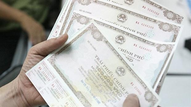 Vietnam raises 1.95 billion USD from G-bond so far this year hinh anh 1