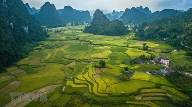Vietnam, France set link-up to develop global geoparks hinh anh 2