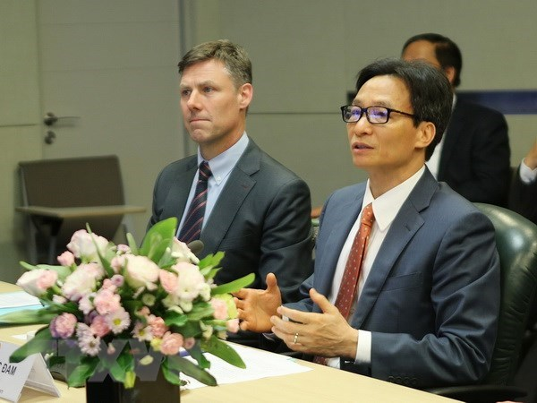 Vietnam wants World Bank's support in food safety hinh anh 1