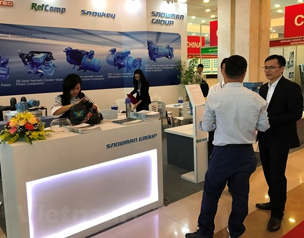 Leading brands join HVACR Vietnam 2018 hinh anh 1