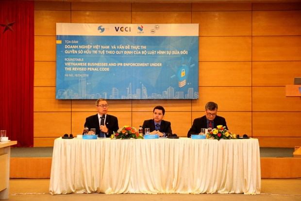 IP rights decisive to businesses' successes: workshop hinh anh 1