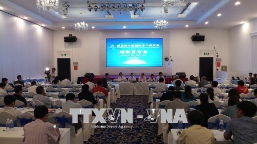 Vietnam expands seafood exports to China hinh anh 1