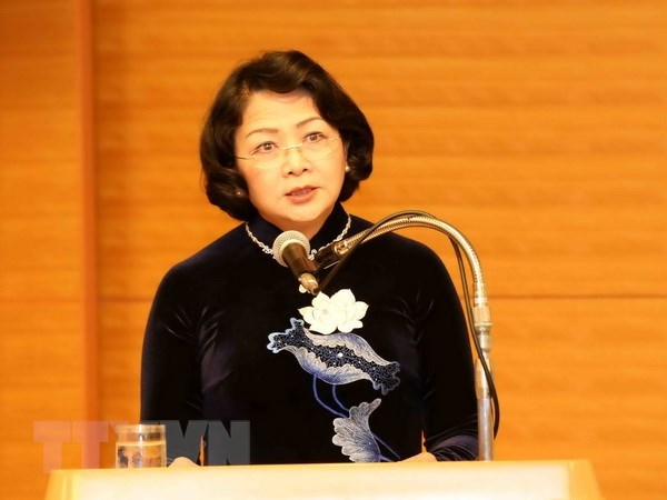 Vice President to attend Global Summit of Women hinh anh 1
