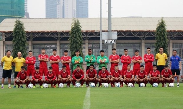 Vietnam lose to Mexico at Suwon JS Cup hinh anh 1