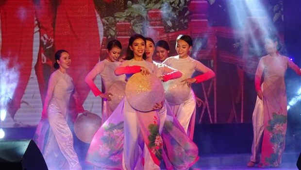 HCM City hosts ASEAN trade, culture exchange event hinh anh 1
