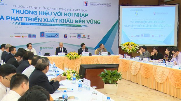Forum highlights importance of brand building for sustainable exports hinh anh 1