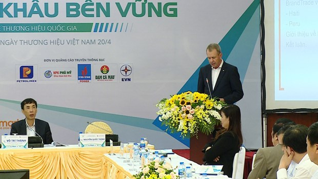 Forum highlights importance of brand building for sustainable exports hinh anh 2