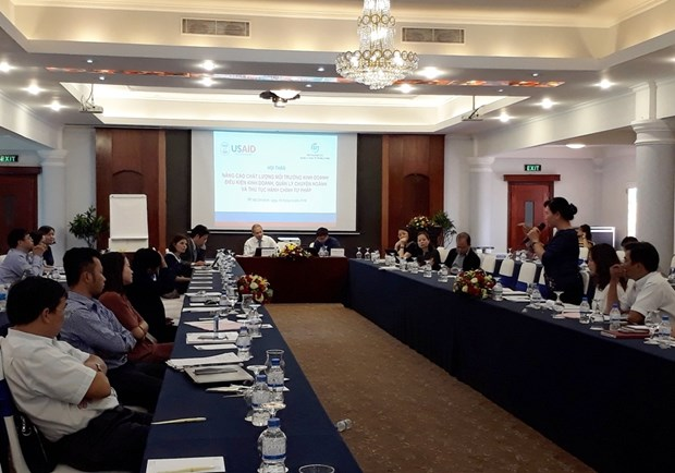 Measurement of admin procedure reform needed: Experts hinh anh 1