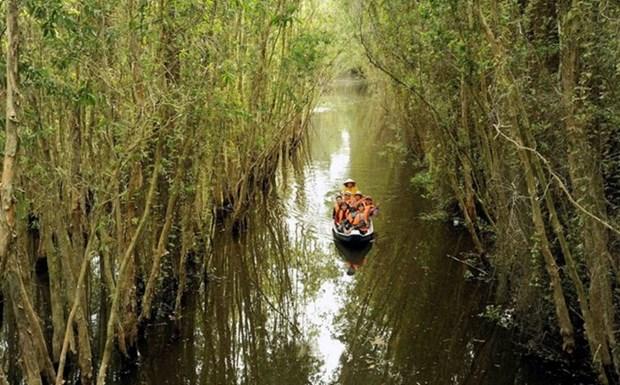 Int'l seminar talks Mekong Delta's tourism vision hinh anh 1
