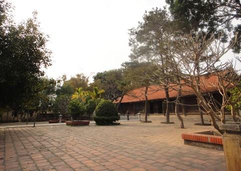 Master plan to preserve Vinh Nghiem Pagoda in Bac Giang hinh anh 1