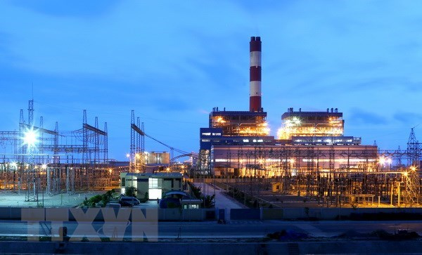 Vinh Tan 4 thermal plant ensures environmental protection standards hinh anh 1