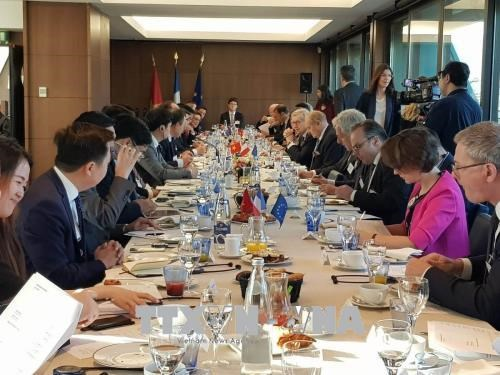 Vietnam, France seek link-up in e-government development hinh anh 1