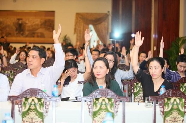 Saigon Securities Inc targets 15 percent rise in profit hinh anh 1