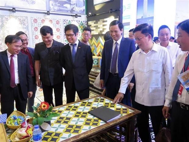 Vietbuild kicks off in Da Nang hinh anh 1