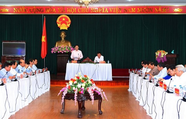 Nam Dinh urged to build up suitable development strategy hinh anh 1
