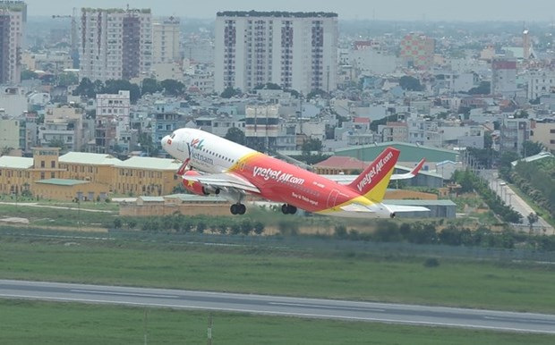 Vietjet's profit hits new height in 2017 hinh anh 1
