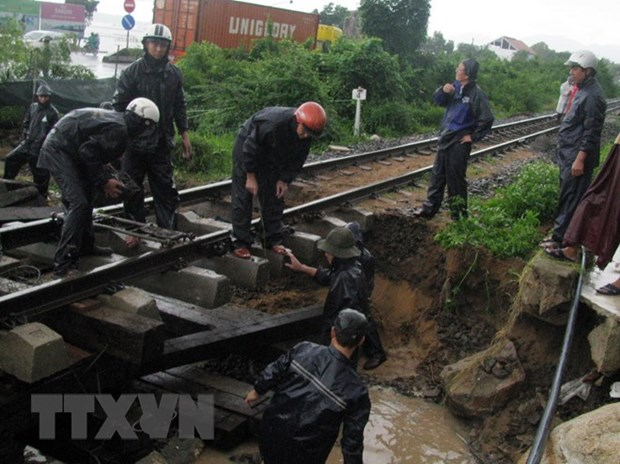 Khanh Hoa province braces for natural disasters hinh anh 1