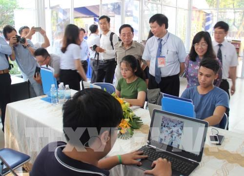 Hue Festival: media centre launched hinh anh 1