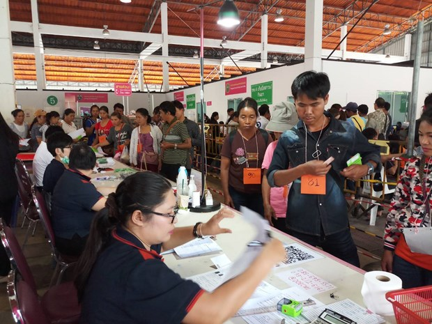 Thailand: One stop service centres for migrant workers open hinh anh 1