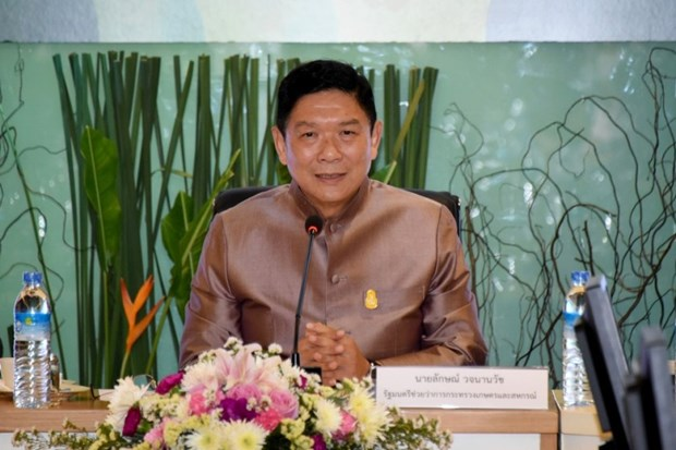Thailand's rice production plan announced hinh anh 1