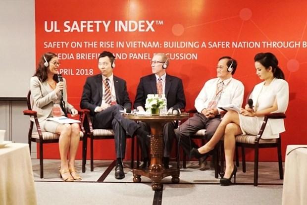 Vietnam climbs up UL safety index hinh anh 1