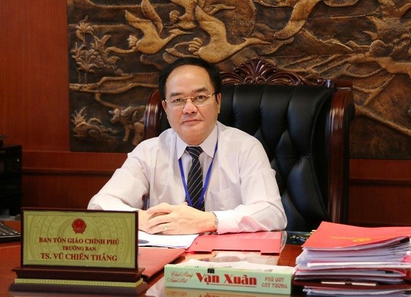 Vietnam respects freedom of religion, belief: official hinh anh 1