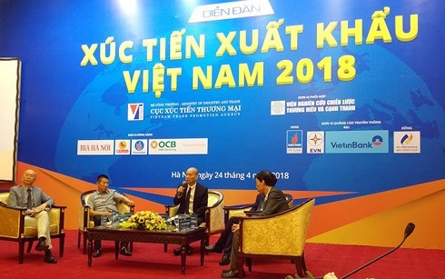 Trade promotion programmes improved to boost exports hinh anh 1
