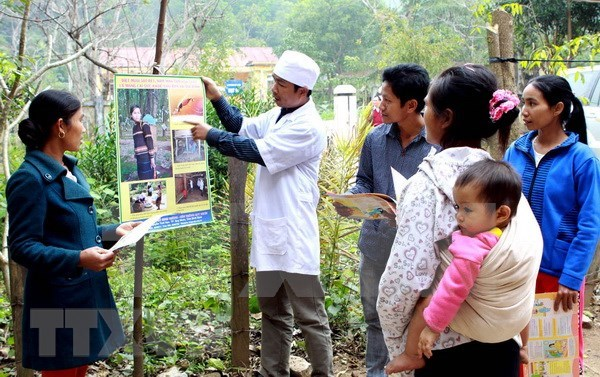 Increasing malaria in disadvantaged areas threatens Vietnam's progress hinh anh 1