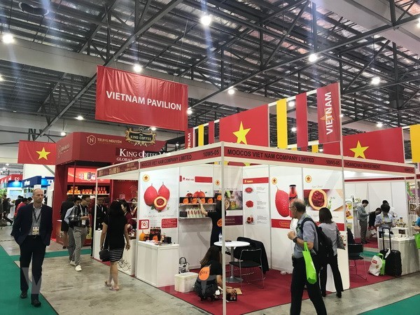 Vietnam attends Asia's biggest food, hospitality show in Singapore hinh anh 1