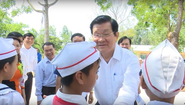 Water purification systems to be built in Quang Nam schools hinh anh 1