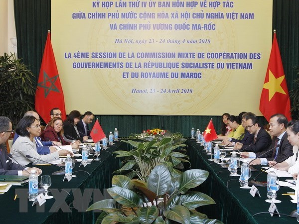 Vietnam always treasures all-round ties with Morocco hinh anh 1