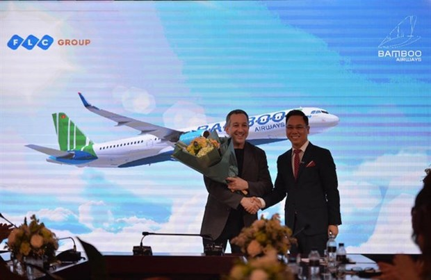 Bamboo Airways to open 40 new routes hinh anh 1