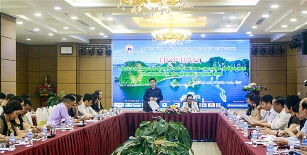 Opening ceremony of National Tourism Year 2018 slated for April 28 hinh anh 1