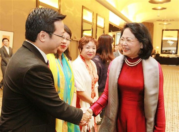 Vice President active in Australia hinh anh 2