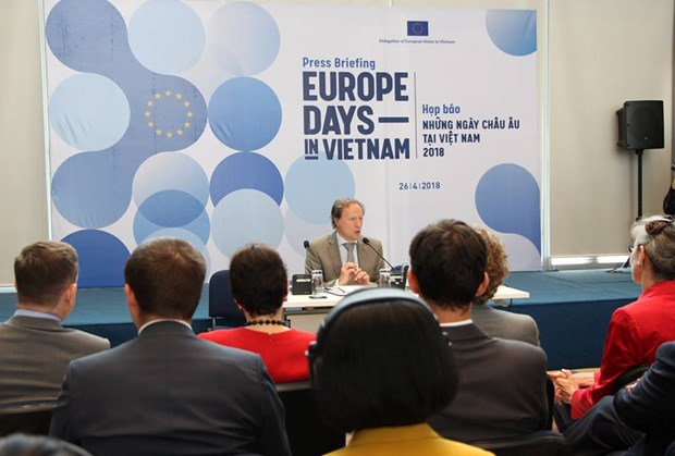 Europe Days to return to Vietnam next weekend hinh anh 1