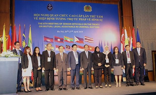 ASEAN countries seek to foster mutual legal assistance in criminal matters hinh anh 1